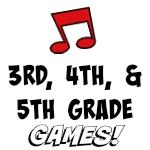 3rd, 4th, & 5th Grade Games