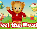 Daniel Tiger- Feel the Music!