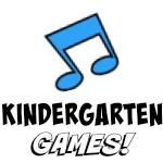 KINDERGARTEN GAMES ICON