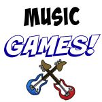 MUSIC GAMES ICON