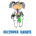 recorder karate icon