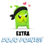 EXTRA DOJO POINTS ICON
